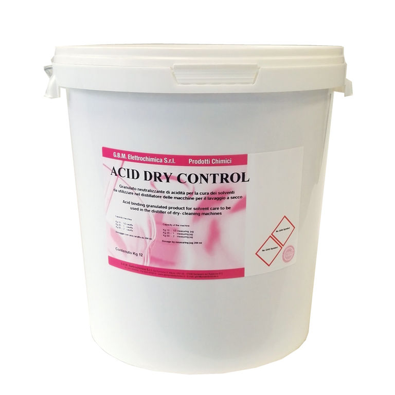 Acid Dry Control Granulaire